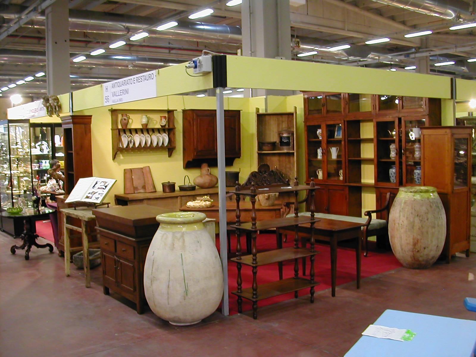Vallerini antiquariato laboratorio ed esposizione for Valutazione antiquariato